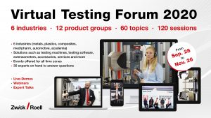 Virtual Testing Forum 2020