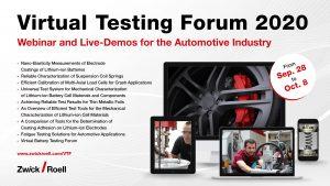 Virtual Testing Forum - Industria automotriz