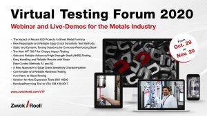 Virtual Testing Forum - Industria Siderurgica