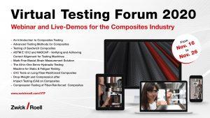 Virtualo Testing Forum 2020 - Industria de compuestos - Composites